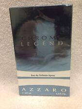 CHROME LEGEND By AZZARO for Men Cologne Spray 4.2 OZ / 125 ml NEW IN BOX