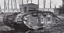 1/35 #1015  WWI British Mark B Medium Tank   Resin Kit