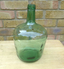 Demijohn - Carboy - Tourie - Dame Jeanne - Vintage French Demijohn Bottle