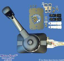 Einhebelschaltung für  Volvo Penta, Fernschaltung, Schaltbox, repl. 3856781