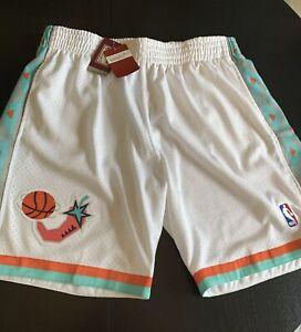 Shawn Kemp Mitchell & Ness 1996 NBA All Star Shorts Size XL - Brand New w/Tags