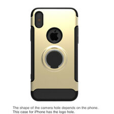 Jimmy Ring Bumper Case for Apple iPhone 11/Pro/Max/ XS Max/ XR XS X/8 8 Plus 7 6