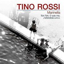 TINO ROSSI - PETIT PAPA NOEL - MARINELLA - CD ALBUM NEUF SCELLE 10 TITRES - RARE