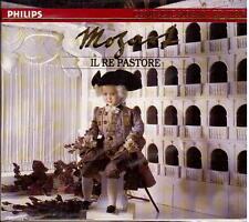 Mozart Edition Vol 35 - Il Re Pastore / Marriner, Hadley, Blasi, McNair - CD