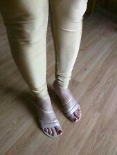 Indian Pakistani Salwar Churidar Legging To Wear With  Kurta Tunic Top