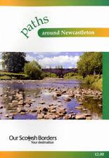 Paths Around Scottish Borders Book - Newcastleton