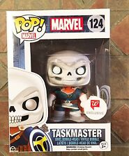 Marvel Funko Pop TASKMASTER #124 Walgreen Exclusive Spider-Man Avengers figure