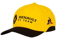 Renault F1 2019 Team Hat Yellow