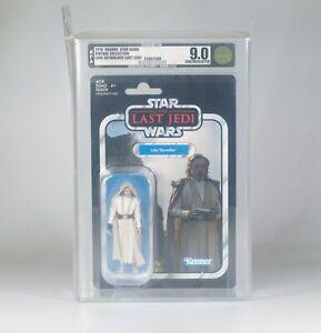 2018 [AFA U9.0] Star Wars Vintage Collection Luke Skywalker Last Jedi VC131