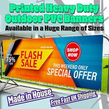 Printed PVC Waterproof Banner Sign Printed Heavy Duty Custom Banners Car Show