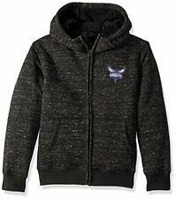 G-Iii Sports Nba Charlotte Hornets Discovery Transitional Jacket, X-Large, Black