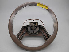 NOS New OEM Ford Explorer Leather Steering Wheel Original Ford Part F4TZ-3600-E