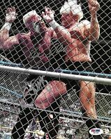 Ric Flair & Sting Signed 8x10 Photo PSA/DNA COA Picture WWE WCW Wrestling Auto'd
