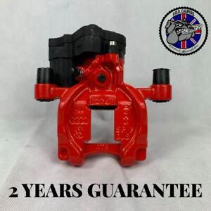 GENUINE GOLF MK7 12-ON TSI TFSI GTD Rear RIGHT ATE electric brake caliper IN RED