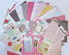 Dear Lizzy  [Polka Dot Party] 12x12 Paper & Embellishments (Set A) Save 65%