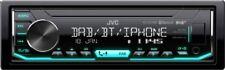 JVC KD-X451DBT 1-DIN Autoradio mit Bluetooth DAB+ USB AUX Spotify Multicolor