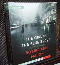 THE GIRL IN THE BLUE BERET Bobbie Ann Mason UNABRIDGED CD AUDIO BOOK 10 Hours