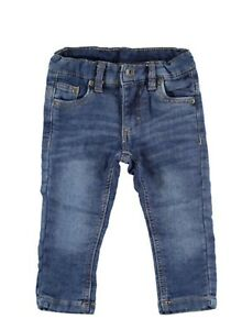 IDO Italian Brand Navy Chinos or Blue Denim Trousers for Boys and Baby Boys