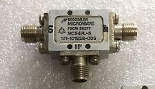 MAGNUM MICROWAVE MC54PL-5 RF/LO 3.5-12GHz SMA Coaxial Mixer