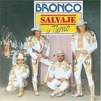 Bronco - Salvaje y Tierno [New CD] Reissue