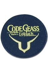 Code Geass iron on Symbol Patch collectible new factory sealed