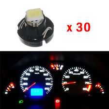 30X T3 Neo Wedge LED Instrument Cluster Panel Lamp Gauge Bulbs A/C Light Amazing