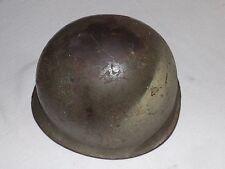 Vintage Military Surplus M1 Vietnam Era Green Helmet -