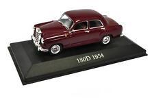 Voiture modèle réduit collection 1/43ème Mercedes 180D 1954