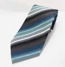 Bergamo new york men stripped tie office wear