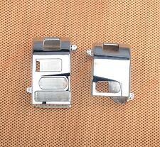 Chrome Switch Housing Cover fit Yamaha V-Star 1100 XVS1100 Classic Silverado