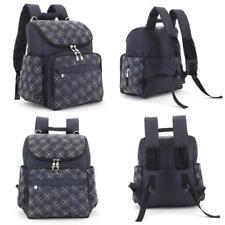 Diaper Bag Backpack With Baby Stroller Straps By HYBLOM Stylish Travel Designer