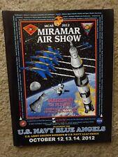 MCAS MIRAMAR AIR SHOW 2012, CELEBRATING MARINES IN SPACE