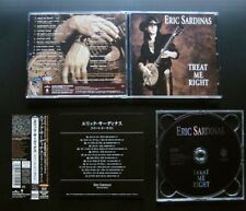 ERIC SARDINAS Treat Me Right 2001 JAPAN CD w/OBI BVCP-21182 OOP Johnny Winter