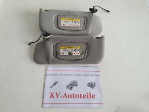 Jaguar S-Type 2000 X200 3.0 V6 2x Sonnenblende Sonnenschutz 820280 TL8051