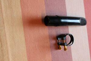 Bariton Saxophon Mundstück mit Blattschraube