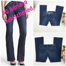 AG Adriano Goldschmied The Angelina Boot Cut Jeans Woman Denim Size 28