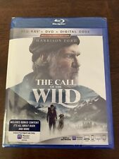 THE CALL OF THE WILD (2020,DVD,RELEASE) A SUPER FAMILY ADVENTURE,FREE SHIPPING..