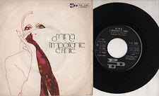 MINA disco 45 giri MADE in ITALY L'importante è finire + Quando mi svegliai 1976