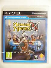 jeu MEDIEVAL MOVES sur PS3 playstation 3 en francais game juego spiel gioco TBE