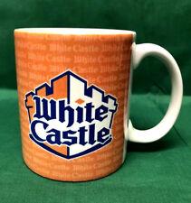 VINTAGE RARE 12 oz WHITE CASTLE COFFEE MUG NEW IN BOX