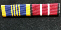 Ribbon Bar, DLSM & ADM. #medal #vet #ribbon