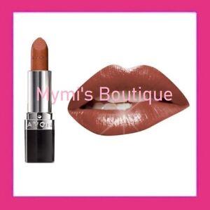 Lipstick Brown Sparkly Bronze Treasure Avon True - Best Seller