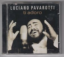 Luciano Pavarotti 'Ti Adoro' Special Edition enhanced CD (2003)
