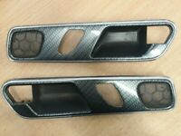 Mercedes SLK 230 R170 Preface Lift Left & Right Door Handle Trim 1707660164/264