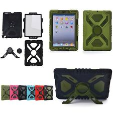 Pepkoo Case Spider Style For iPad Mini 1 2 3 Anti Shock Dust Screen Protector