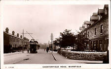 Mansfield. Chesterfield Road # S 10435 by WHS Kingsway. Tram.