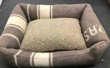 "2.8 Duepuntootto Handmade ""HENRI"" Military Wool Dog Bed - 50x70cm"