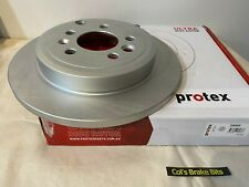 Rear Disc Brake Rotor to suit Ford Falcon BA BF FG FGX