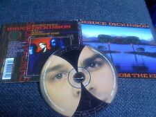 BRUCE DICKINSON  ,IRON MAIDEN / back from the edge / UK LTD CD