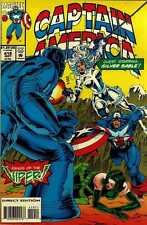 Capitaine America # 419 (Guest: silver sable) (états-unis, 1993)